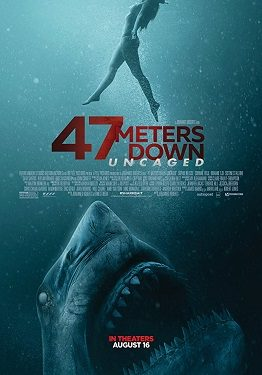 فيلم 47 Meters Down: Uncaged 2019 مترجم